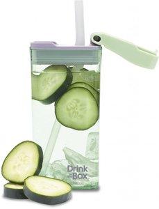 Drink in the box large - mintgroen   Vernieuwd design
