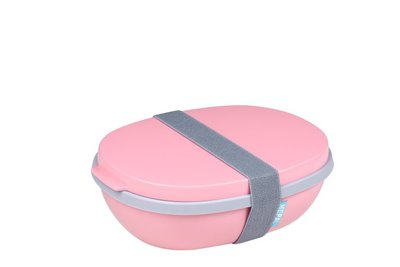 Lunchbox rond Ellipse Nordic pink| Mepal