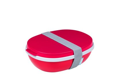 Lunchbox rond Ellipse red | Mepal