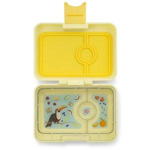 Yumbox mini Snack - sunburst geel