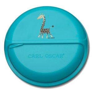 BentoDisc turquoise giraf   Carl Oscar