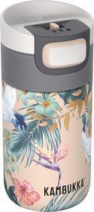 Thermo drinkfles Paradise Flower 300 ml | Kambukka