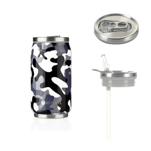 Can'it thermosblikje - camouflage