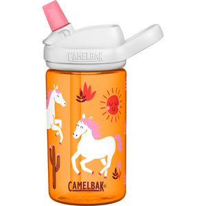 Camelbak kinderfles Eddy - wild horses 400 ml.