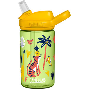 Camelbak kinderfles Eddy - Jungle 400 ml.