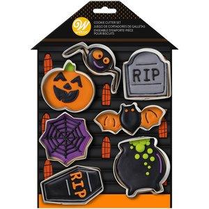 Koekjes uitsteker set halloween