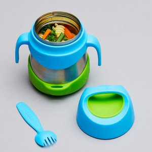 b.box foodjar blauw