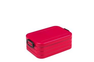 Mepal nordic red: lunchbox + gratis koelelement